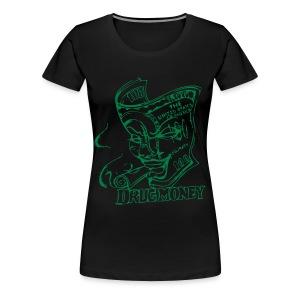 Money Womens Tee - Women's Premium T-Shirt