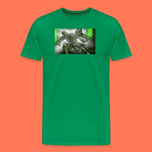 Mecha - Men's Premium T-Shirt