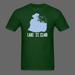 Just Lake St. Clair - Men's T-Shirt