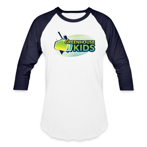 GHKids Halftone Sleeved - Adult - Baseball T-Shirt