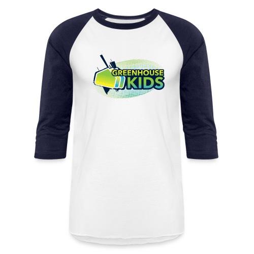 GHKids Halftone Sleeved - Adult - Baseball T-Shirt