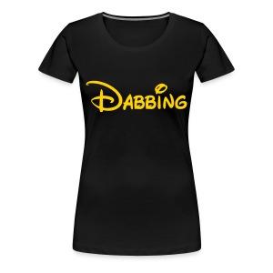 Dabbing Womens Tee - Women's Premium T-Shirt