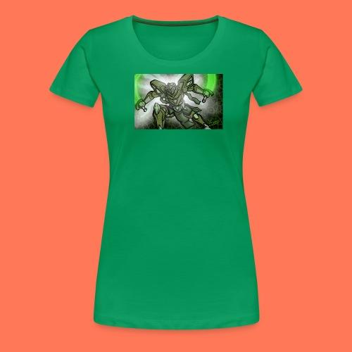 Mecha - Women's Premium T-Shirt