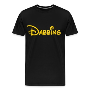 Dabbing Mens Tee - Men's Premium T-Shirt