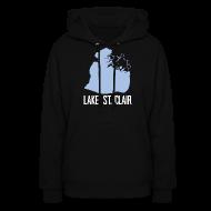 Hoodies ~ Women's Hoodie ~ Just Lake St. Clair
