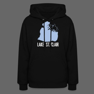 Just Lake St. Clair - Women's Hoodie