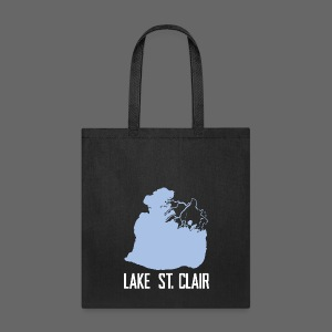 Just Lake St. Clair - Tote Bag