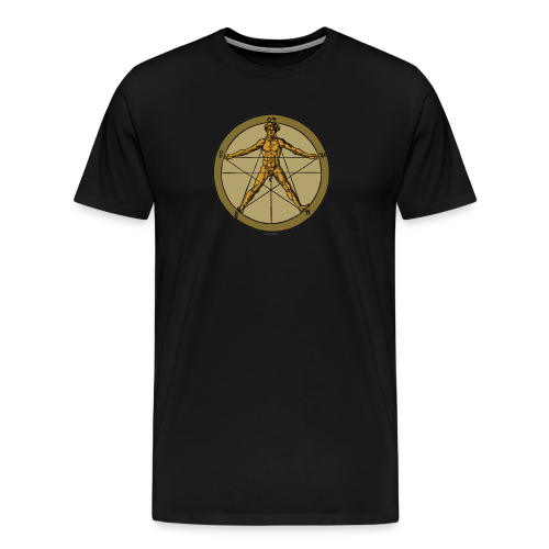 MAN ESOTERIC - Men's Premium T-Shirt