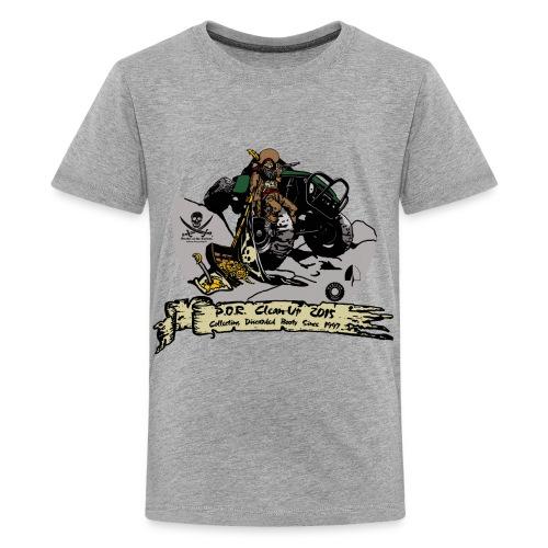 2015 Cleanup Kids Shirt - Kids' Premium T-Shirt