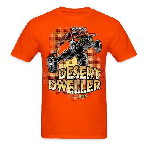 Desert Dweller Buggy - Men's T-Shirt