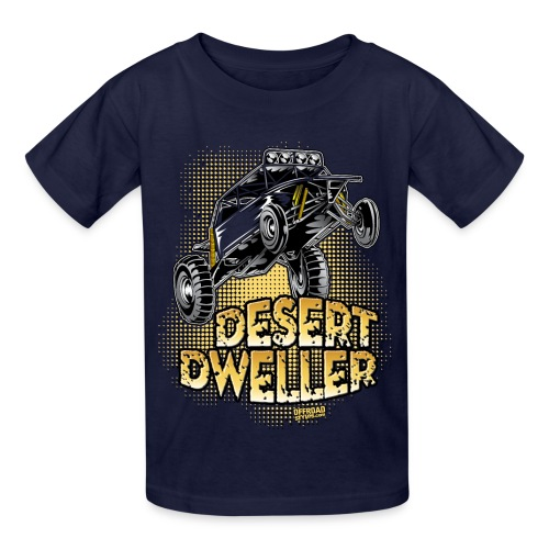 Desert Dweller Buggy - Kids' T-Shirt