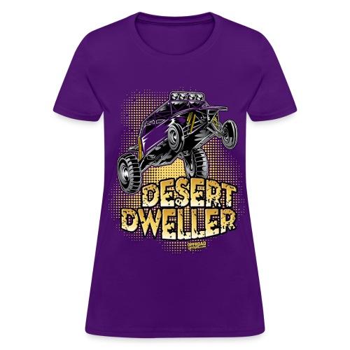 Desert Dweller Buggy - Women's T-Shirt
