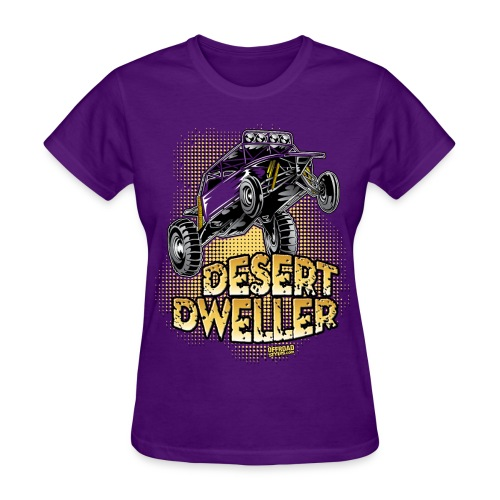 Desert Dweller Buggy - Women's T-Shirt