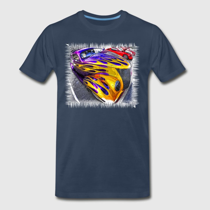 Hot Rod 48 T-Shirts - Men's Premium T-Shirt