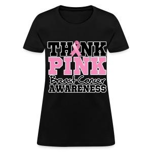Think Pink BCA  - Women's T-Shirt