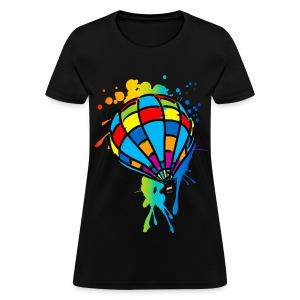 Hot Air Balloon - Women's T-Shirt