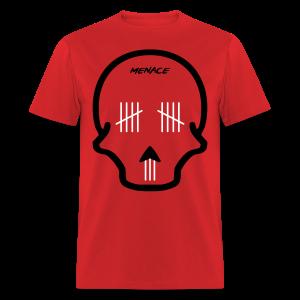 Menace Skull - Men's T-Shirt