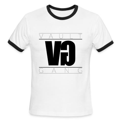 Men's Ringer T-Shirt - ringer Vault gang
