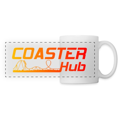 Coaster Hub Mug - Panoramic Mug