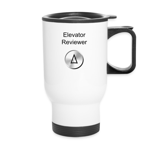 Elevator Reviewer Mug - Travel Mug