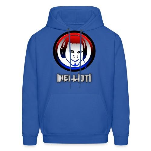 iHellioti Blue Sweater - Men's Hoodie