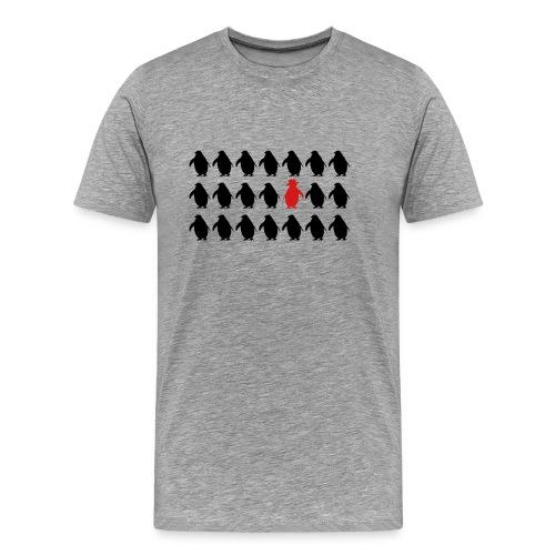 Penguins Gotta Penguin - Men's Premium T-Shirt
