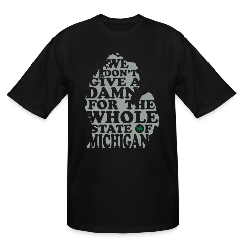Whole State XLT Tee - Men's Tall T-Shirt
