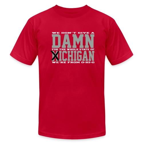 Damn Fich Tee - Men's Fine Jersey T-Shirt