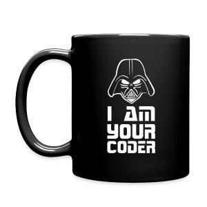 I am your coder - Full Color Mug