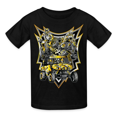 Extreme Off-Road Life - Kids' T-Shirt
