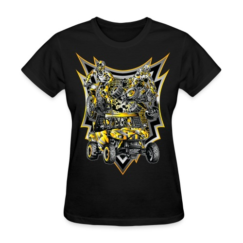 Extreme Off-Road Life - Women's T-Shirt