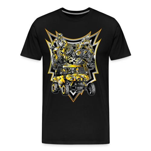 Extreme Off-Road Life - Men's Premium T-Shirt