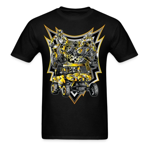 Extreme Off-Road Life - Men's T-Shirt