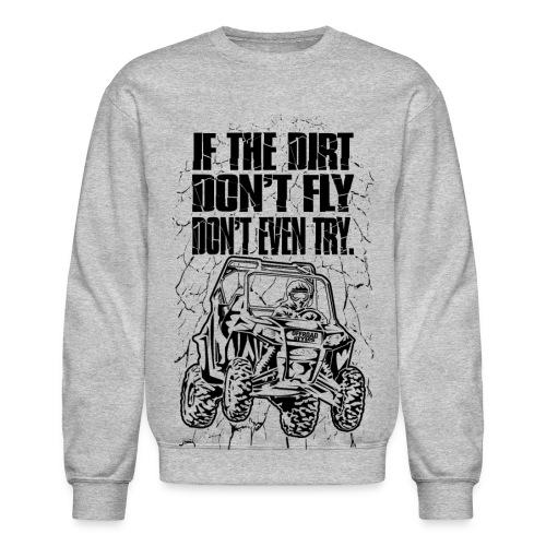 UTV SxS Dirt Fly - Crewneck Sweatshirt