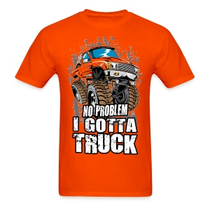 No Problem Truck - Men's T-Shirt