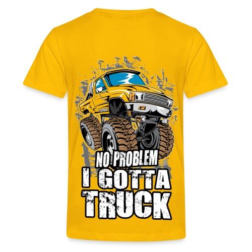 No Problem Truck - Kids' Premium T-Shirt
