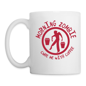 Morning Zombie Mug - Coffee/Tea Mug