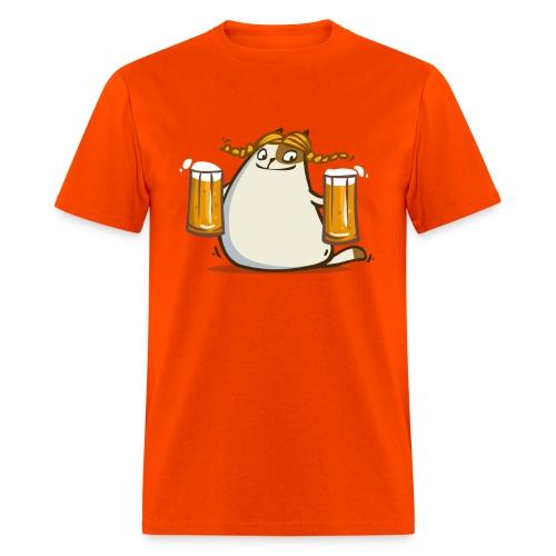 Friday Cat №22 - Men's T-Shirt