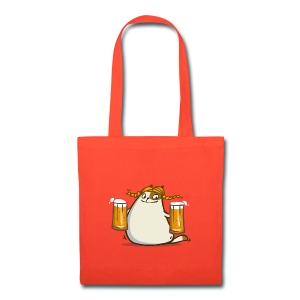 Friday Cat №22 - Tote Bag