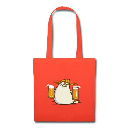 Friday Cat №22 - Tote Bag
