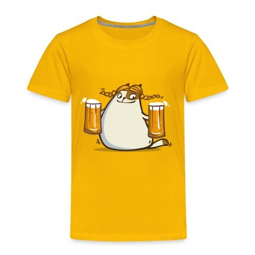 Friday Cat №22 - Toddler Premium T-Shirt