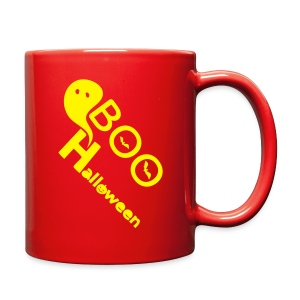 BOO Full Color Mug - Full Color Mug