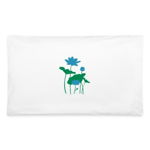 Water lily Pillowcase - Pillowcase