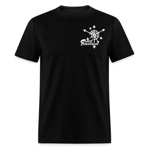 Chaos Paranormal - White - Men's T-Shirt