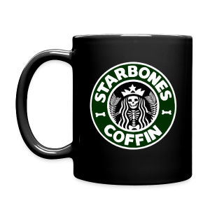 Starbones Coffin Mug - Full Color Mug