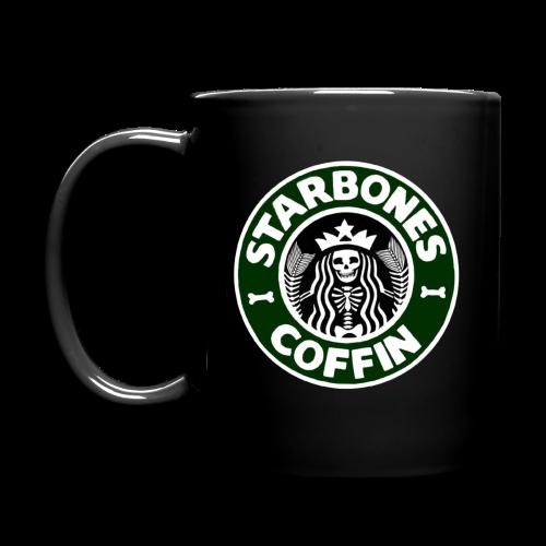 Starbones Coffin Mug - Full Color Mug