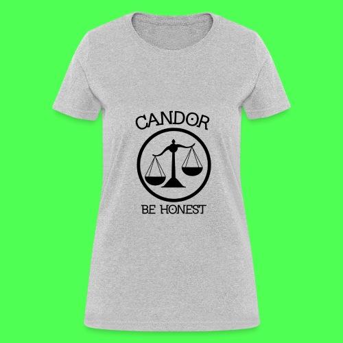 CANDOR TEE - Women's T-Shirt