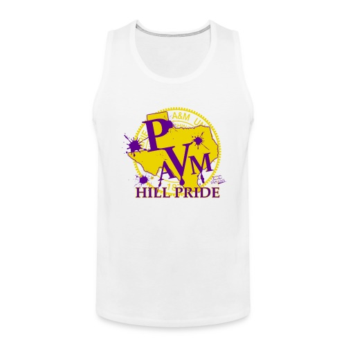 HILL PRIDE - Men's Premium Tank