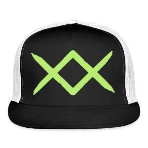 Natalie Ceva Music: XX Trucker Hat Neon - Trucker Cap