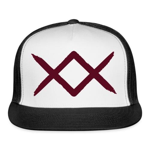 Natalie Ceva Music: XX Trucker Hat Maroon - Trucker Cap